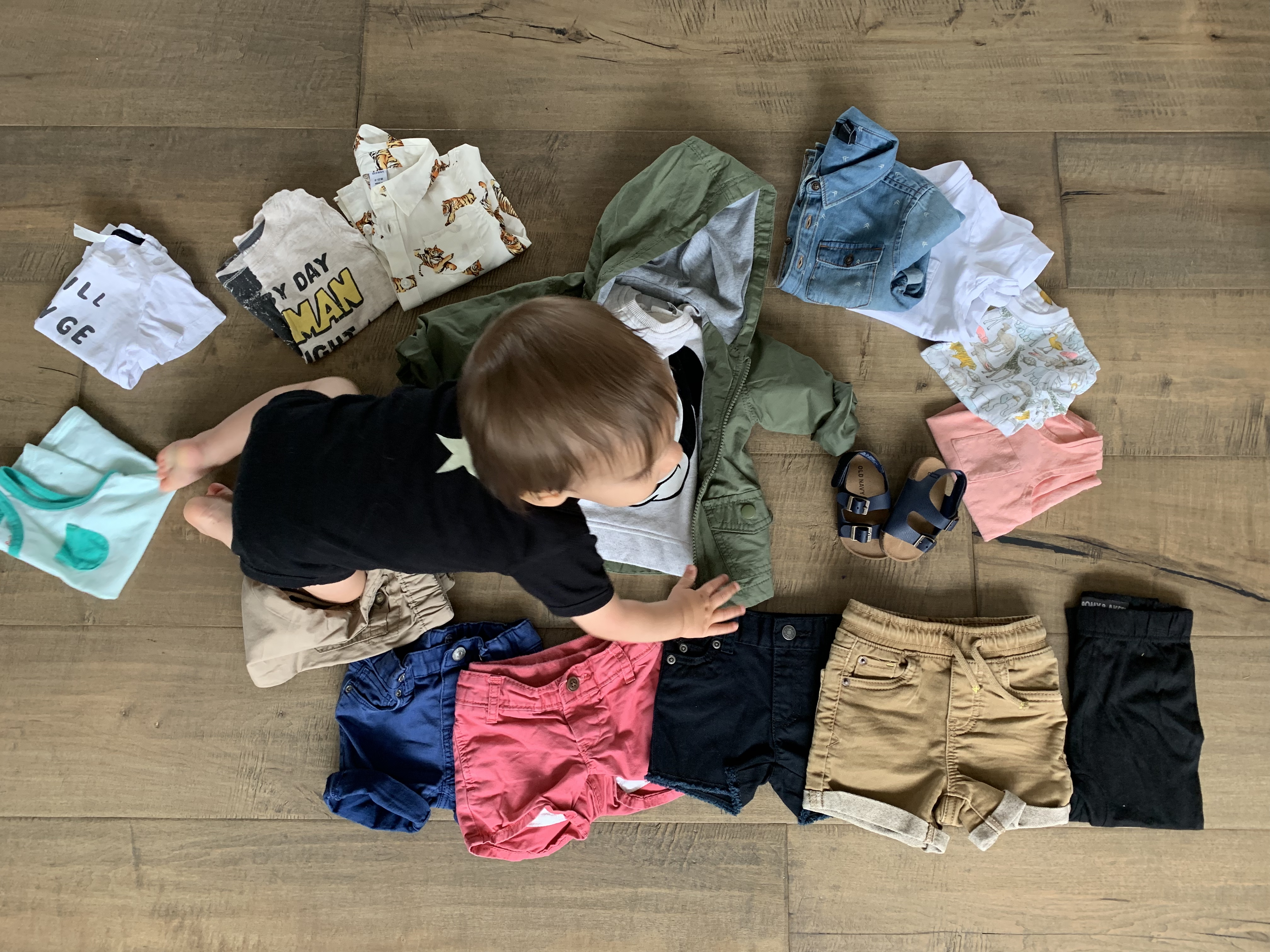 How to Pack Mommy & Me in Two Packing Cubes - A Guide to a Traveling Capsule Wardrobe