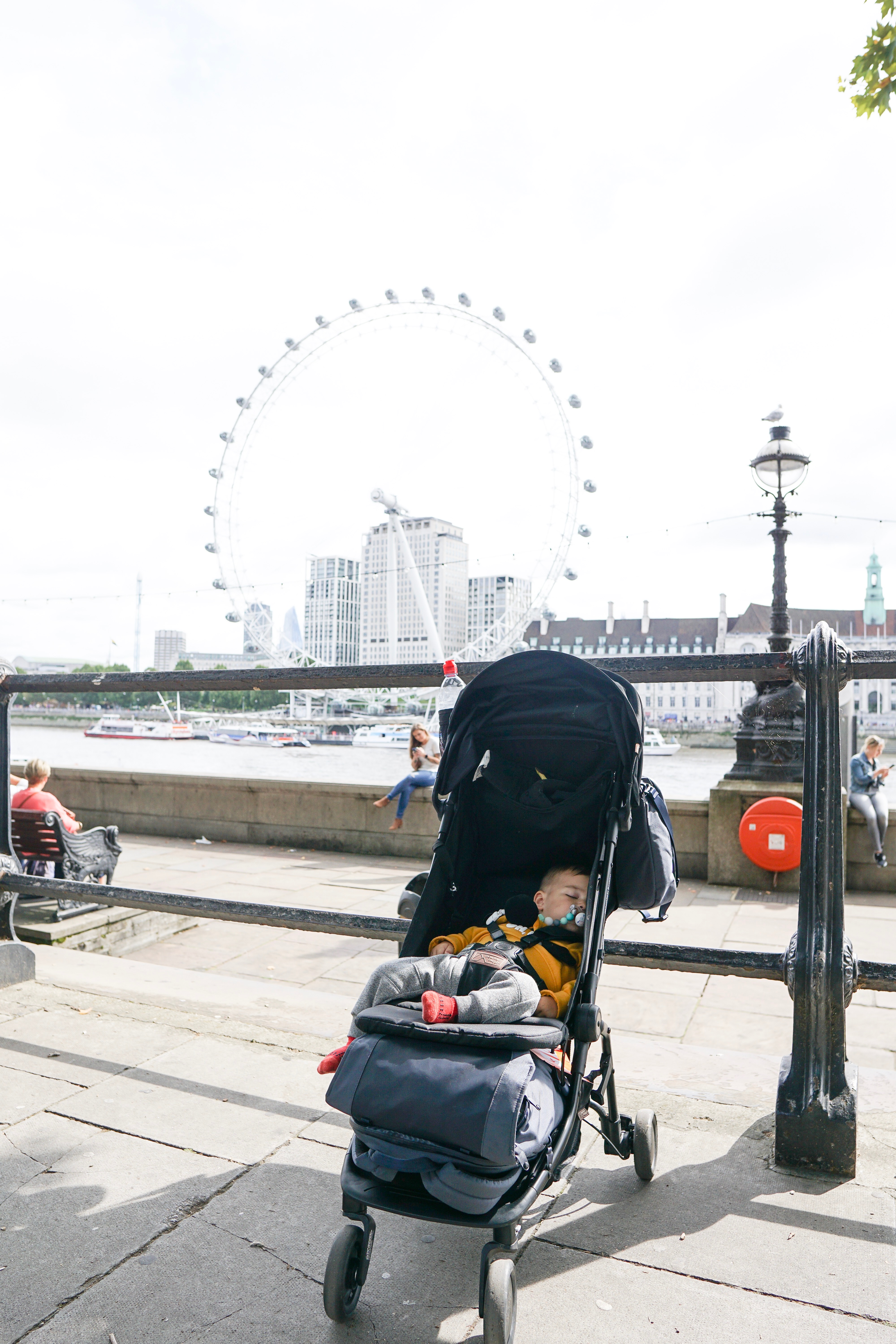 Why You NEED to Travel With a Stroller - Ellie and Ko